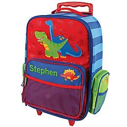 Stephen Joseph® Dino Rolling Luggage in Blue