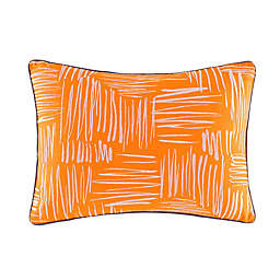 KAS Australia® Venisha Embroidered Oblong Throw Pillow