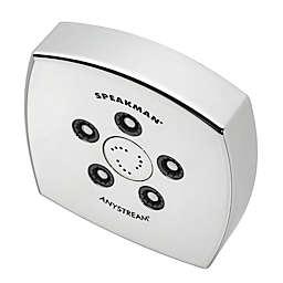 Speakman® Tiber 2.5 4-Spray Shower Head
