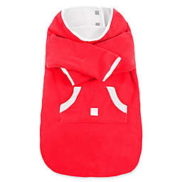 7AM Enfant Easy Cover Small Wearable Blanket in Red