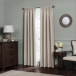 Emery Rod Pocket Insulated Total Blackout™ Window Curtain Panel