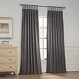 Milena Pinch Pleat Window Curtain Panel