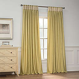 Milena Pinch Pleat Window Curtain Panel
