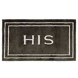 "Mohawk Home ""His"" 20-Inch x 34-Inch Bath Rug"