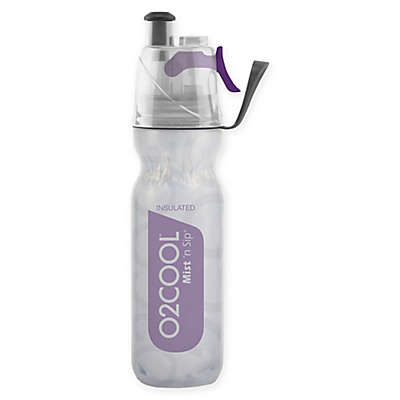 O2COOL® ArcticSqueeze® Mist N Sip® 20 oz. Insulated Squeeze Bottle