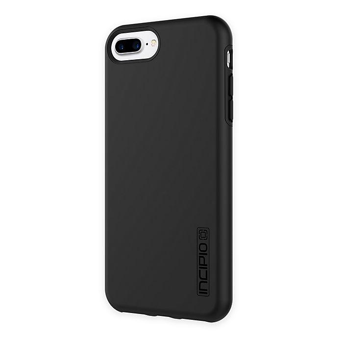 Alternate image 1 for Incipio® DualPro® iPhone 7 Plus or 6/6s Plus Two-Piece Case in Black