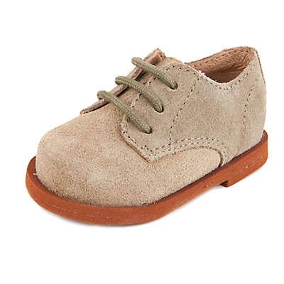 Ralph Lauren Layette Morgan Kids' Oxford Shoe in Tan