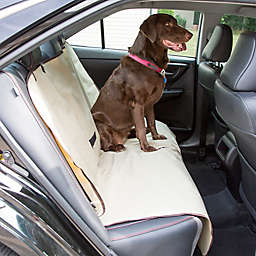Petmaker Pet Car Seat Cover in Tan
