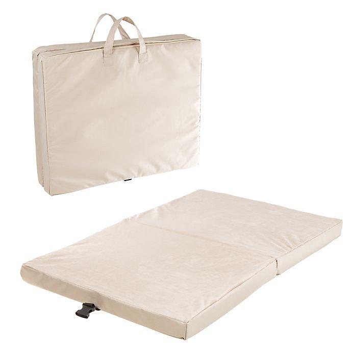 Alternate image 1 for Petmaker Large Portable Travel Folding Pet Bed