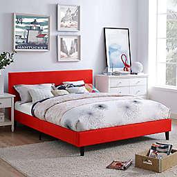 Modway Anya Full Fabric Bed