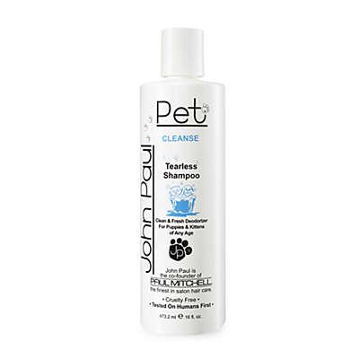 John Paul Pet 16 fl. oz. Tearless Gentle Puppy and Kitten Shampoo
