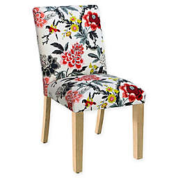Skyline Furniture Becker Dining Chair in Candid Moment Ebony
