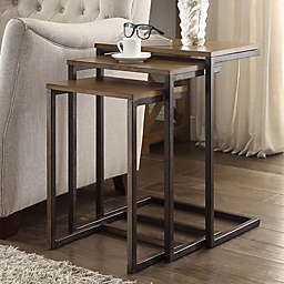 Carolina Cottage Emmitt 3-Piece Nesting Table Set