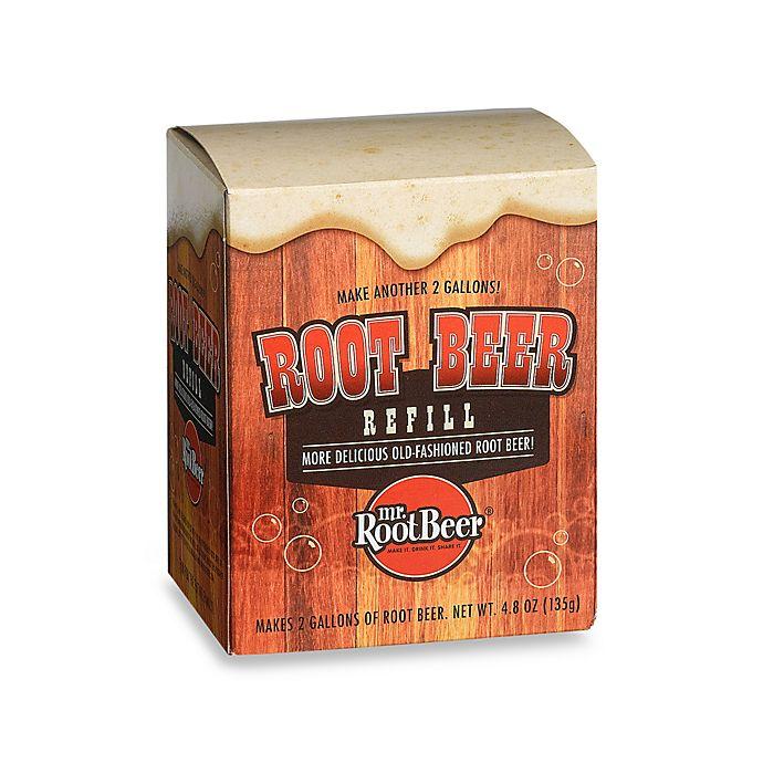 Alternate image 1 for Mr. Root Beer Refill Kit