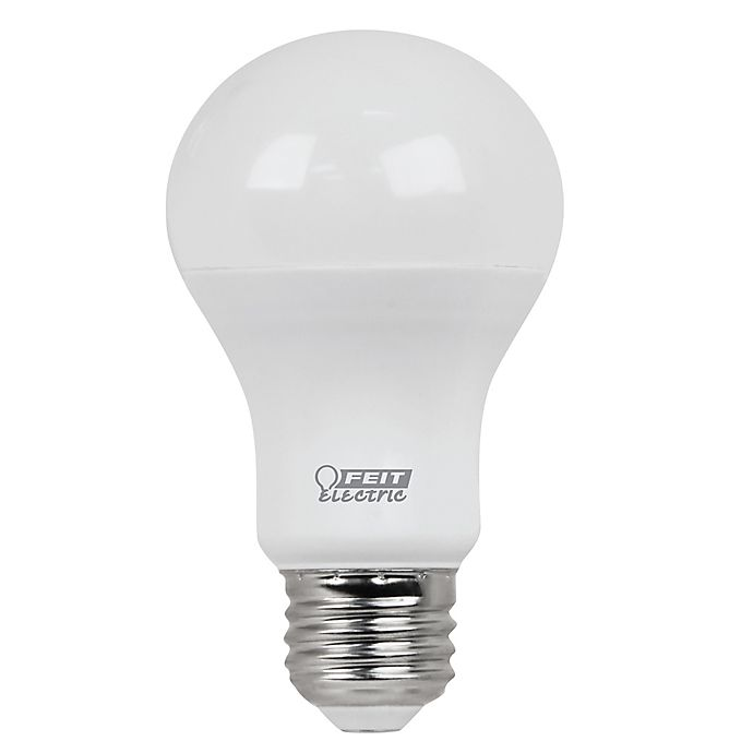 Alternate image 1 for Feit Electric 8-Pack 60-Watt Equivalent A19 LED Light Bulbs