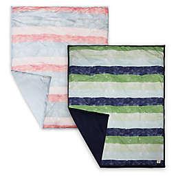 Burt's Bees Baby® Watercolor Stripe Organic Cotton Quilt