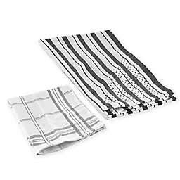 Polder Grip Dry 2-Pack Kitchen Towel