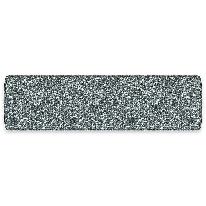 Alternate image 1 for GelPro Elite Decorator Confetti 30-Inch x 108-Inch Kitchen Mat in Coastal Haze