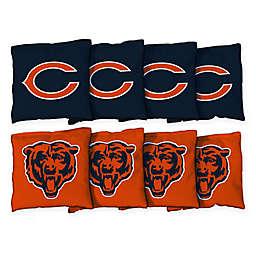 NFL Chicago Bears 16 oz. Duck Cloth Cornhole Bean Bags (Set of 8)