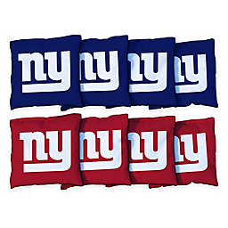 NFL 16 oz. Duck Cloth Cornhole Bean Bags Collection (Set of 8)