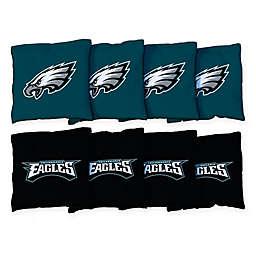 NFL Philadelphia Eagles 16 oz. Duck Cloth Cornhole Bean Bags (Set of 8)