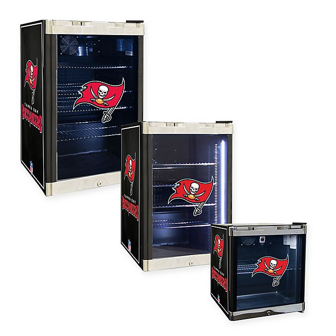 low priced 1426d e68b0 NFL Tampa Bay Buccaneers Beverage Cooler | Bed Bath and ...