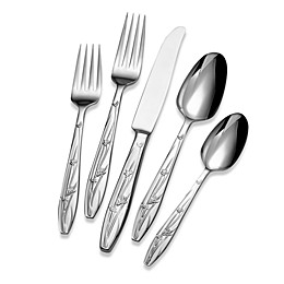 Mikasa® Pure Red 5-Piece Flatware Set