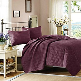 Hampton Hill Velvet Touch Coverlet