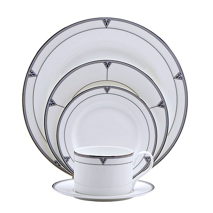Alternate image 1 for Oneida® Deauville 5-Piece Place Setting