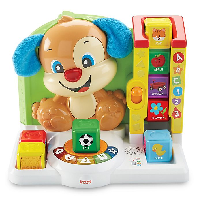 Alternate image 1 for Fisher-Price® Laugh & Learn® First Words Smart Puppy
