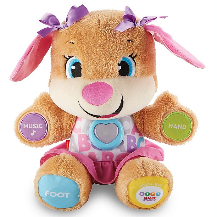 Alternate image 1 for Fisher-Price® Laugh & Learn® Smart Stages™ Sis