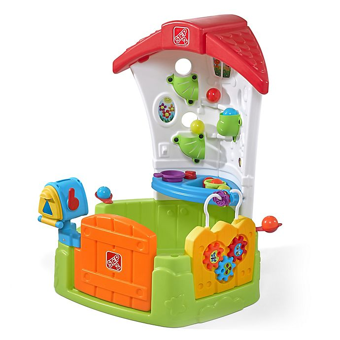 Alternate image 1 for Step2® Toddler Corner Unit Playhouse