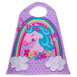 Stephen Joseph Unicorn Cape in Purple