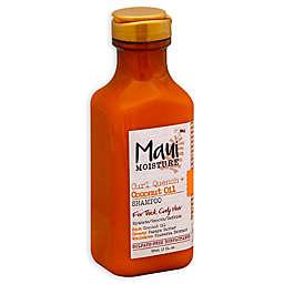 Maui Moisture Curl Quench + Coconut Oil 13 fl. oz. Shampoo for Thick Curly Hair