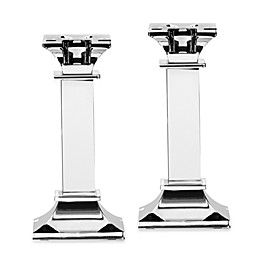 Mikasa® Classic Crystal Candlesticks (Set of 2)