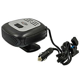 RoadPro® 12-Volt Heater/Fan/Defroster in Black