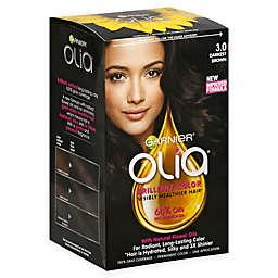 Garnier® Olia® Brilliant Color Permanent Hair Color in 3.0 Darkest Brown