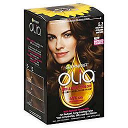 Garnier® Olia® Brilliant Color Permanent Hair Color in 5.3 Medium Golden Brown