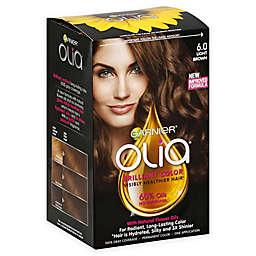 Garnier® Olia® Brilliant Color Permanent Hair Color in 6.0 Light Brown