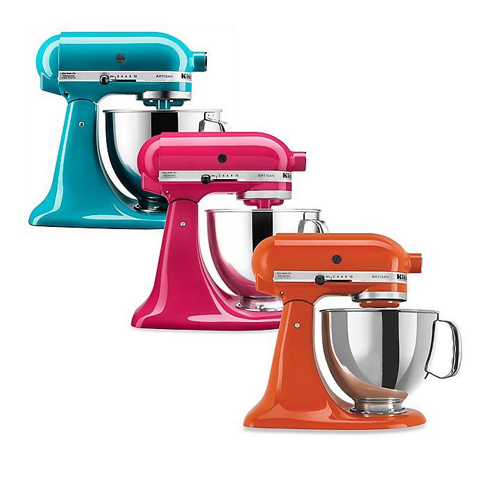 Alternate image 1 for KitchenAid® Artisan® 5 qt. Stand Mixer