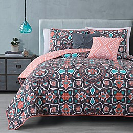 Avondale Manor Ibiza Reversible Quilt Set
