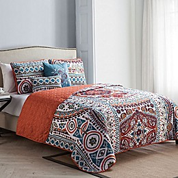 VCNY Home Natasha Reversible Quilt Set