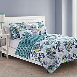 VCNY Home Samantha Reversible Quilt Set