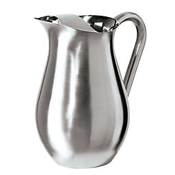 Oggi Stainless Steel Pitcher with Ice Guard