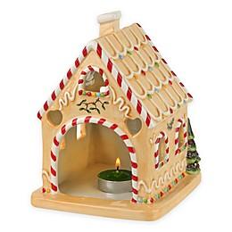 Spode® Christmas Tree Gingerbread Tealight Holder