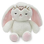 Lambs & Ivy® Confetti Plush Bunny in Pink/Gold