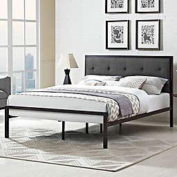 Modway Lottie Upholstered Platform Bed