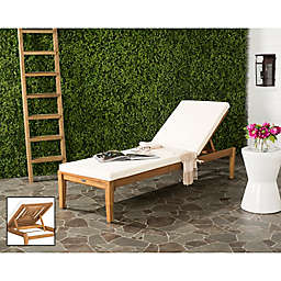 Safavieh Arcata Outdoor Chaise Sun Lounger