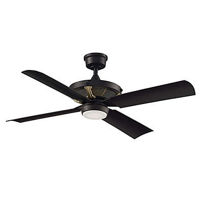 Fanimation Pickett 52-Inch Single-Light Indoor/Outdoor Ceiling Fan