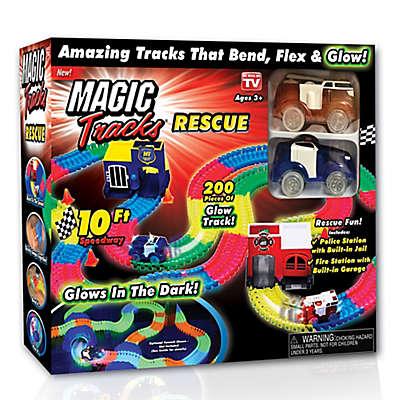 Magic Tracks™ Rescue Set